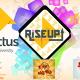 rise up event ...enactus sohag university