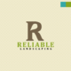 Reliable Landscaping - Logo Redasign