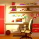 غرفة اطفال ثلاثية الأبعاد