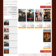 WordPress Movies theme