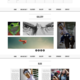 Occasion - One page clean & simple
