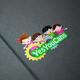 شعار لمحل ألعاب أطفال