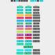 Pixels Flat UI