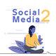 2 social media designs   تصميمات لوسائل التواصل الاجتماعي 2