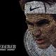 2 - Roger Federer typography