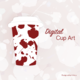 Digital Cup Art // Packaging Design