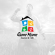 Game Home Corporate identity design