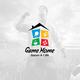 Game Home Corporate identity design