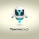"""شعار لمجلة رقمية مرئية '' Yawmiatech """""""