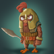 The Chicke warrior