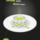 Lipton Green Tea Poster