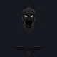 The Dark Knight vector art