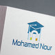 Mohammed Nour Logo