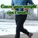 بنر دعائي لحملة Weight Can't Wait