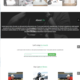 Website template
