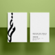 تصميم بزنس كارد شخصي Business Card Design