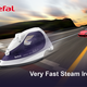 steam iron tefal billboard