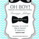 Little Baby Boy shower