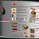 تصميم شعار مطعم وقائمة الطعام