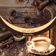 بروشور عن القهوة