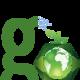 لوجو للتحول الي النظام الأخضر