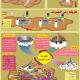 انفوجرافيك عن رمي الجمرات