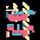 geometric minilist arabic alphabet
