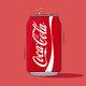 رسمة لكوكاكولا