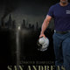 "poster for ""san Andres  ""film  from my design .."