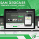 WebSite Templates Psd