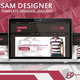 // WebSite Templates Psd
