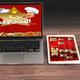 يافطة مطعم , منيو , شعار الأكياس  ,Bags logo,Restaurant Banner , Menu