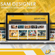 /// WebSite Templates Psd