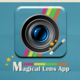 Magical lens App