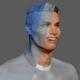 Christiano Ronaldo 3D
