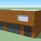 رسم منزل موديل مغربي ثلاثي الابعاد