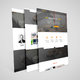 Creative PSD Template