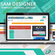 ///// WebSite Templates Psd