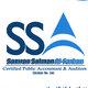 تصميم شعار مكتب محاسب و مراجع قانوني