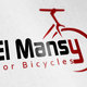 logo Bicycle and desing banner