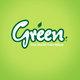 Green tea branding