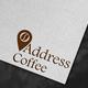 شعار وهوية (COFFEE ADDRESS)