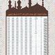 تصميم تقويم الصلاة