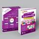 تصميم غلاف كتاب ( دليل عملي للعاملة المنزلية )
