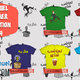 Summer 2014 T-Shirts Collection