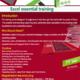 تصميم إعلانات أكاديمية تعليمية