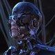3D Sci Fi Human Robot