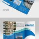 Creative Flyer design with Photorealistic Mockup design