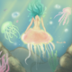 Jellyfish Mermaid