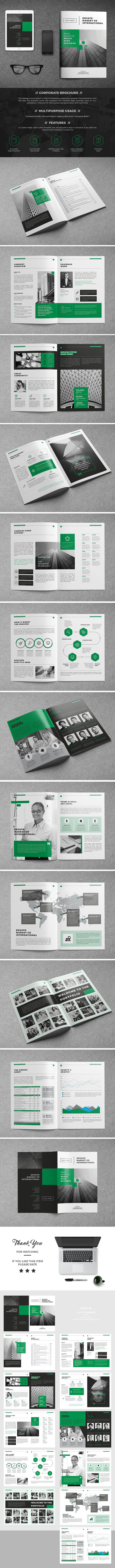 Company Brochure 24 Pages